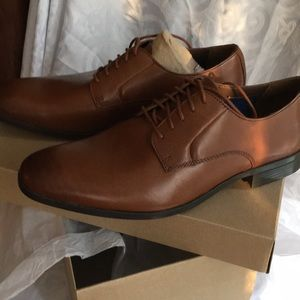 Clarks Men/'s   Conwell Plain Toe Shoe